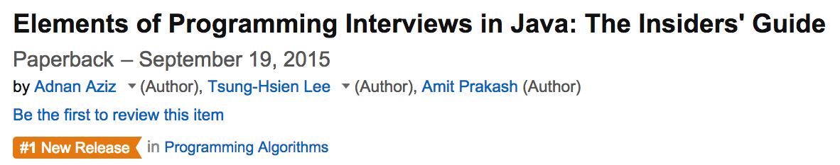 Coding Interview Ebook